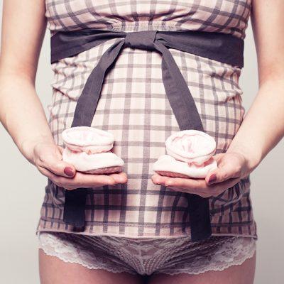 Беременная фотосессия для Кати