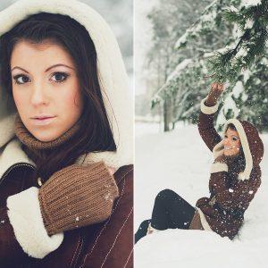 Оля. Портретная фотосессия в Петербурге.