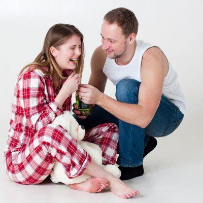 Беременная фотосессия для Оли