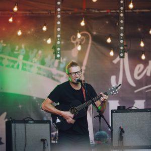 Группа «Сансара». Фестиваль «Ленинградские мосты». Порт Севкабель. 18.08.2018г.
