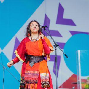 Марина Капуро. Фестиваль «Петербург live» 2019, 13.07.2019г.