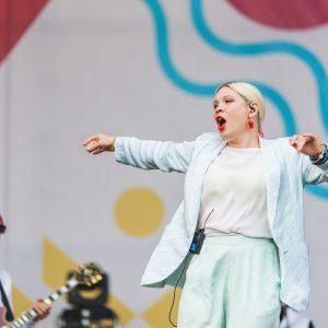 Тина Кузнецова (Zventa Sventana). Фестиваль «Петербург live» 2019, 13.07.2019г.