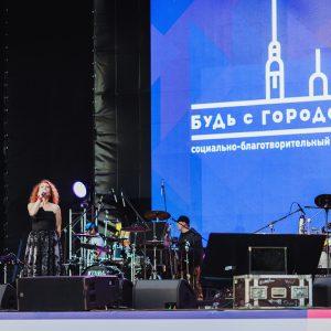 Фестиваль «Будь с городом!». Дворцовая площадь. 31.08.2019г.