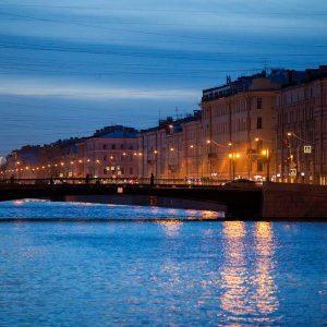Наб. реки Фонтанки, Санкт-Петербург